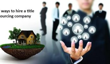title outsourcing services